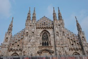 church, Milan (Italy)