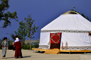 Yurt in Kazakhstan