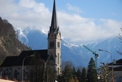Church in Liechtenstein